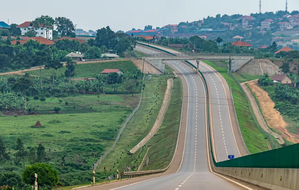 Kampala Entebbe Express